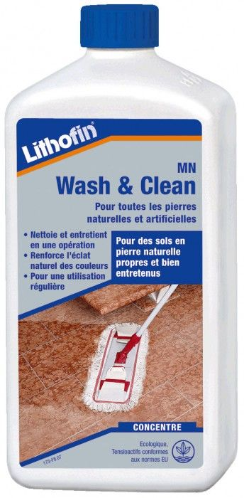 Lithofin Wash and Clean entretien